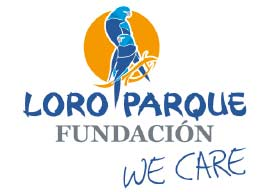 With the generous support from Loro Parque Fundación