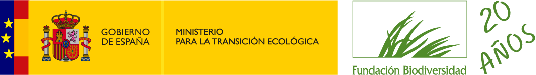 Ministry for Ecologic Transition (MITECO) through the Biodiversity Foundation (FB)